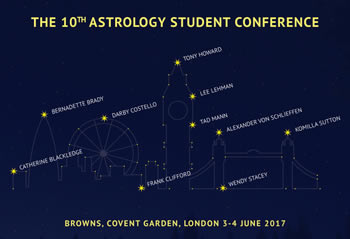 UK Astrology Student Conference 2017